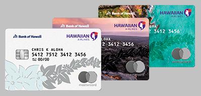 bank of hawaii credit card no annual fee