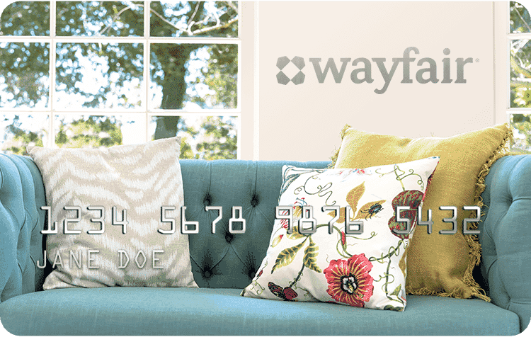 Image result for Wayfair Credit Card Login