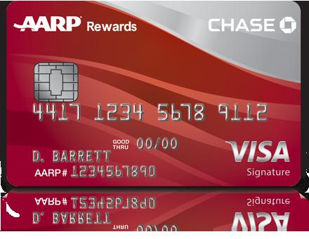 AARP Visa Credit Card