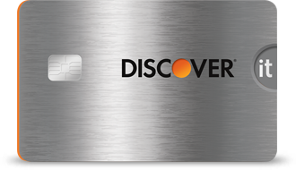 Discover it Chrome Gas & Restaurant Credit Card