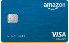 Apply for Amazon Rewards Visa Signature Credit Card