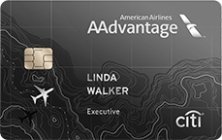 Apply for Citi® / AAdvantage® Executive World Elite™ Mastercard® Credit Card