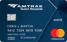 Apply for Amtrak Guest Rewards® Credit Card Online