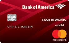 Apply for Bank of America® Cash Rewards for Students Online