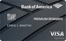 Apply for Bank of America® Premium Rewards® Card – All Ways