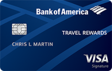 Explore How to Apply for Bank of America® Travel Rewards Card