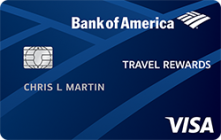 Apply for Bank of America® Travel Rewards Credit Card for Students