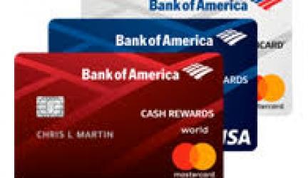 Mynewcard Com Bank Of America 174 Credit Cards Offers