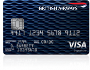 Apply for British Airways Visa Signature® Credit Card Online