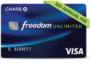 All Ways to Apply for Chase Freedom Unlimited® Credit Card