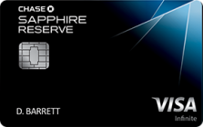 Apply for Chase Sapphire Reserve® Credit Card Online Easily