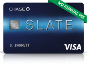 Apply for Chase Slate® Credit Card – A Guide