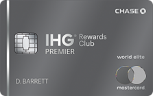Apply for IHG® Rewards Club Premier Credit Card Online