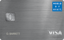 Learn How to Apply for The World of Hyatt Credit Card Online