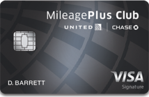 Apply for United MileagePlus® Club Credit Card Online